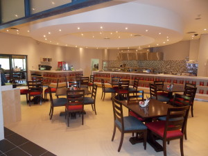 Caledon casino, hotel and spa upgrade completed by Francisco Projects